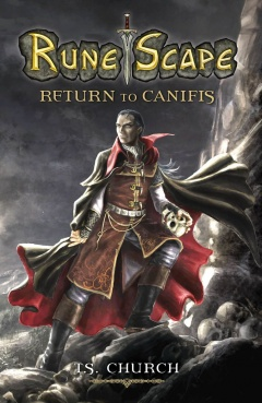 RuneScape: Return to Canifis Cover