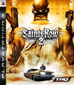 Saints Row 2 Cover