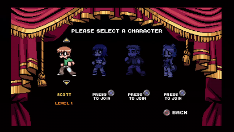 Scott Pilgrim vs World Select