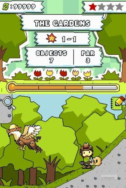 Scribblenauts | First Hour Review | The First Hour