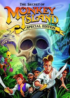 Secret of Monkey Island Special Edition Cover
