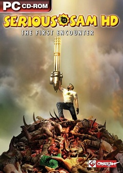Serious sam hd the First Encounter Cover