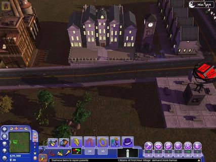 Simcity Societies Authoritarian