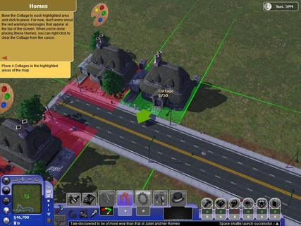Simcity Societies Houses