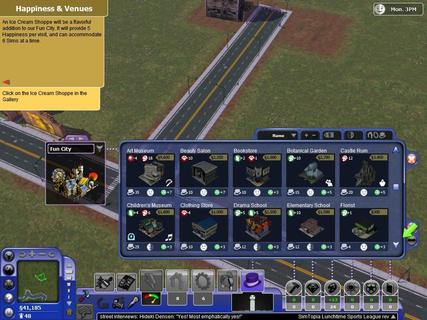 Simcity Societies Roads Happiness