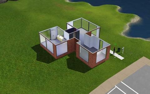 Sims 3 House Building