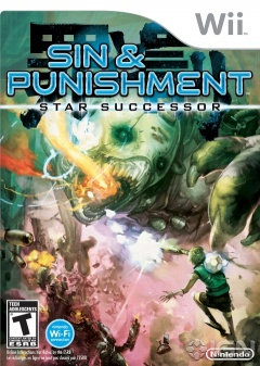 Sin & Punishment: Star Successor Cover