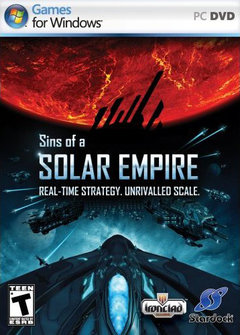 Sins Of A Solar Empire Cover