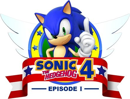 Sonic the Hedgehog 4 Episode 1 Cover