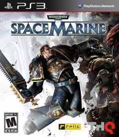 Space Marine Cover