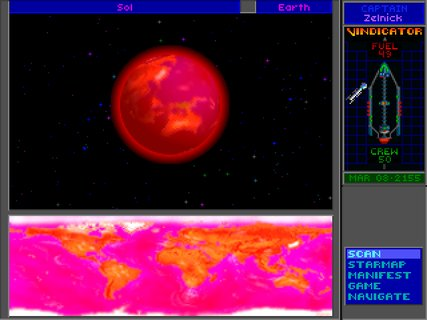 Star Control 2 Earth