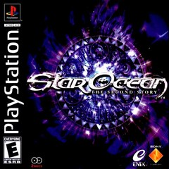 Star Ocean: The Second Story Cover