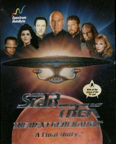 Star Trek Final Unity Cover