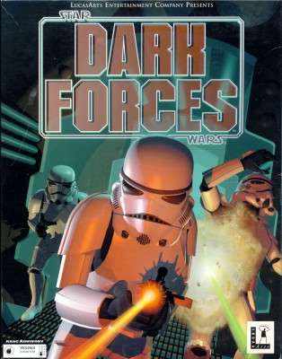 Forces/star Wars Dark Forces Cover. You can make