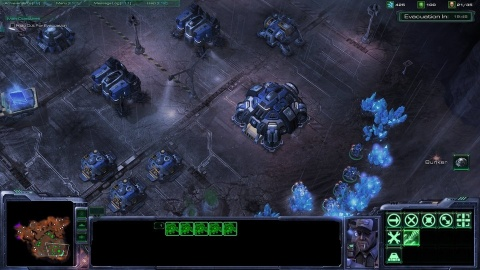 Starcraft 2 Wings of Liberty Home Base