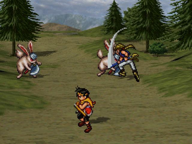 axe rabbit