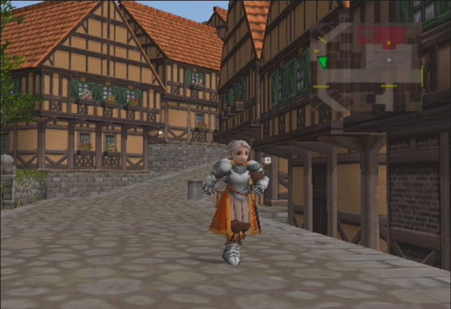 Suikoden 3 Hugo Village