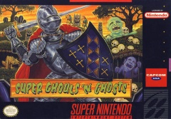 Super Ghouls n Ghosts Cover