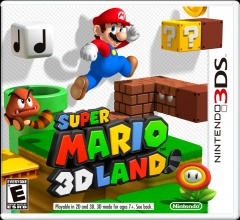 Super Mario 3d Land Cover