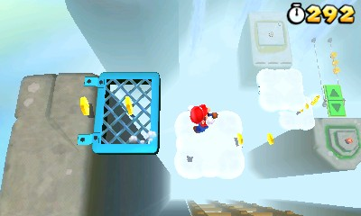 Super Mario 3d Land Three