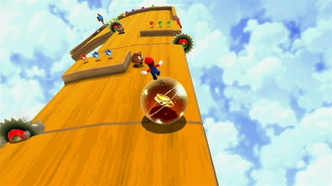 Super Mario Galaxy 2 Ball