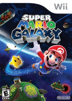 Super Mario Galaxy Cover