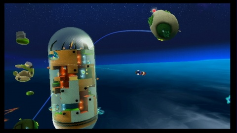 Super Mario Galaxy Good egg Capsule