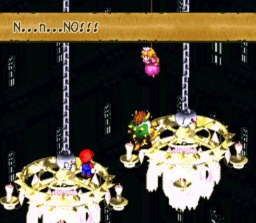 Super Mario Rpg Bowser Battle