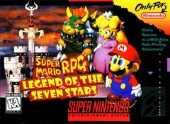 Super Mario rpg Cover