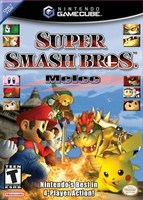 Super Smash Bros Melee/super Smash Bros Melee Cover