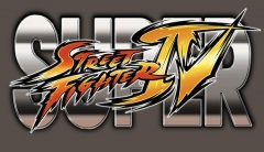 Super Street Fighter 4 Cover