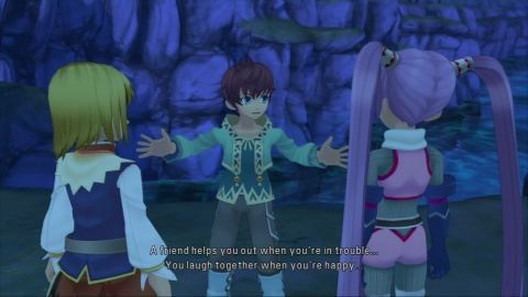 Tales of Graces f Friends