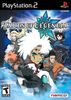 Tales of Legendia Cover