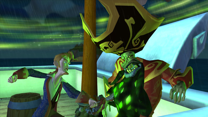 Tales of Monkey Island Guybrush Kills Lechuck