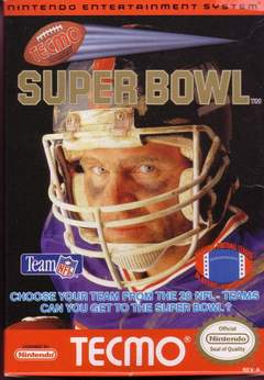 Tecmo Super Bowl Cover