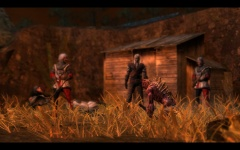 Witcher 11 Ghoul Attack