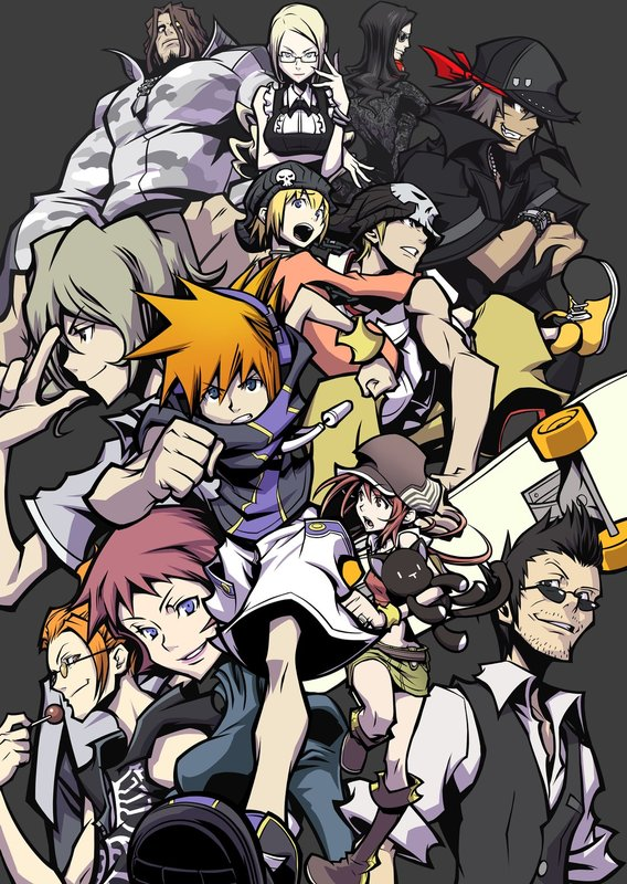 world ends