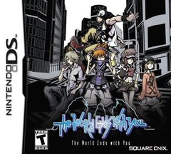 The World Ends with You Cover