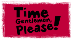 Ben There, Dan That! and Time Gentlemen, Please! Cover