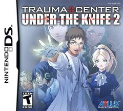 Trauma Center: Under the Knife 2 Cover