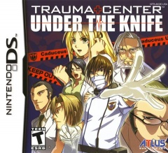 Trauma Center Cover