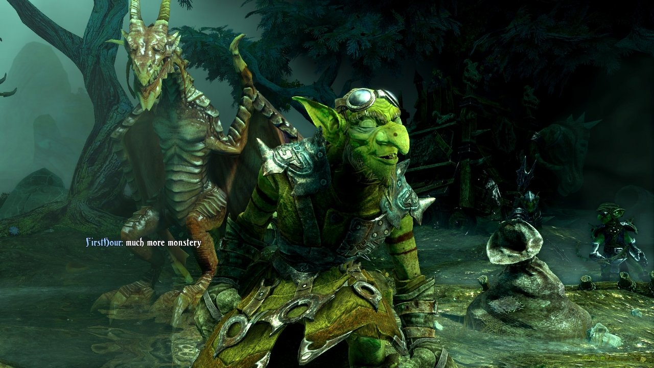 Trine 2 Goblin Menace Closeup