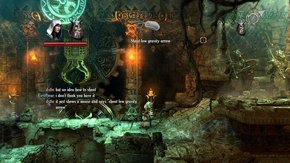 Trine 2 Goblin Menace Crypt Keeper