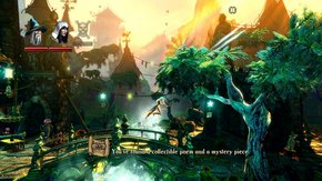 Trine 2 Goblin Menace Pretty City