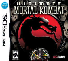 Ultimate Mortal Kombat Cover
