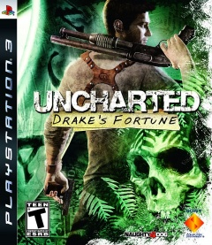 Uncharted: Drake's Fortune Cover