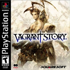 Vagrant Story Cover