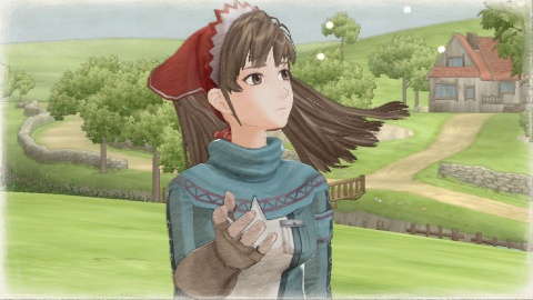 Valkyria Chronicles Alicia Melchiott Seeds