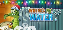 Where's My Water? Cover