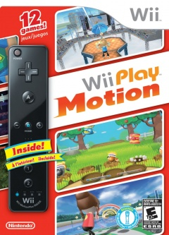 wii Play Motion Cover